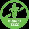 Starch Free