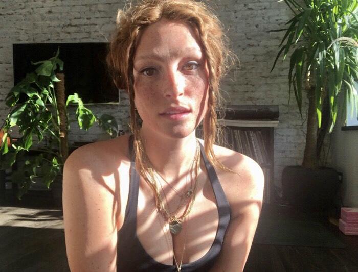 Gut Focused Yoga Flow by Amber Rowan